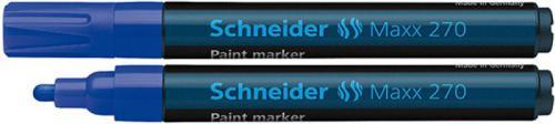 Schneider Marker Olejowy Maxx 270, niebieski (SR127003)