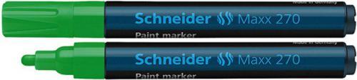 Schneider Marker Olejowy Maxx 270, zielony (SR127004)