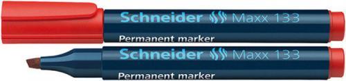 Schneider Marker Permanentny Maxx 133, czerwony (SR113302)