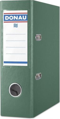 Segregator Donau Master dźwigniowy A5 75mm zielony (3905001PL-06)