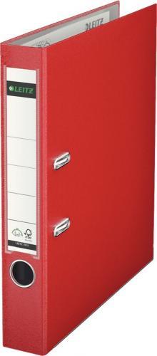 Segregator Leitz A4 50mm czerwony (10151225)