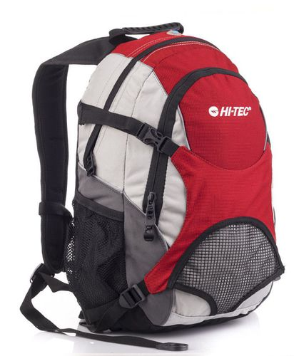 Hi-tec Plecak trekkingowy Lima 25 Hi-Tec Red uniw - 8590946402010