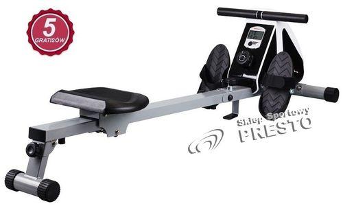 Hop-Sport Wioślarz magnetyczny HS-40W Titan Hop-Sport + 5 GRATISÓW!  uniw - 2000010807772