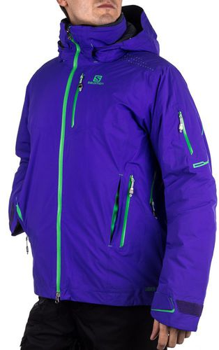 Salomon Kurtka męska Motion Fit Whitemount GTX Jacket M Spectrum Blue r. M