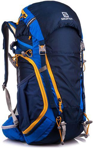 Salomon Plecak trekkingowy Sky 30 Salomon Union Blue/Midnight Blue/Amber Gold uniw - 887850072971