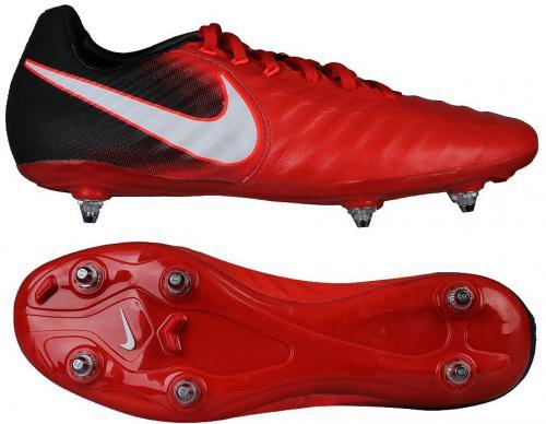 Nike Buty piłkarskie Tiempo Legacy III SG  czerwone r. 44.5 (897798 610)