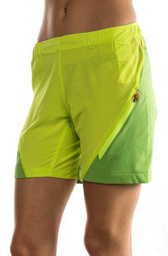 Salewa Szorty damskie Pedroc Durastretch W Shorts Salewa Swing Green r. S