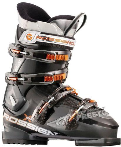 Rossignol Buty narciarskie Exalt X 60 2010/2011 czarne 26.5 cm