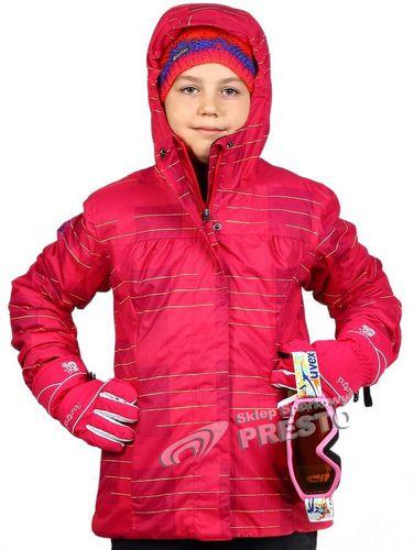 Rossignol Kurtka narciarska dziecięca Girl Bliss PR 5.000 różowy r. 128