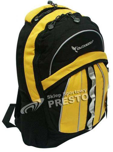 Outhorn Plecak sportowy Viking Outhorn żółty uniw - 2000091020938