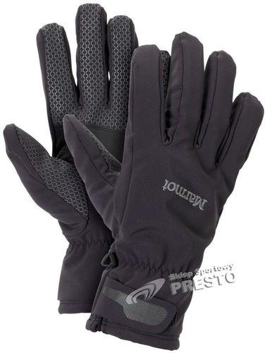 Marmot Rękawice Glide Glove czarne r. L