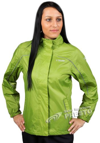 Brugi Kurtka damska 2LAX 1.500 zielona r. M