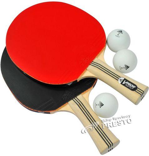 Adidas Zestaw do tenisa stołowego Vigor 120 Set Adidas Table Tennis  uniw - 4260202614702