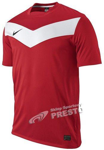 Nike Koszulka piłkarska SS Victory Game Jersey Nike czerwony S - 886736689777