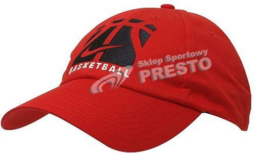 Nike Czapka z daszkiem Dri-Fit 530845-612 czerwony r. uni