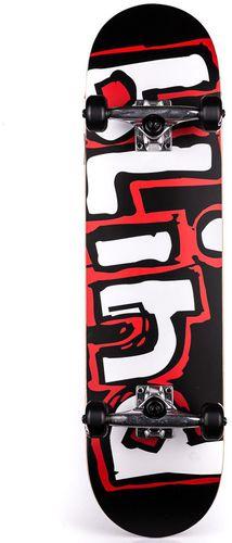 Deskorolka Blind Matte OG Logo Black/Red czarno-biała r. uniwersalny