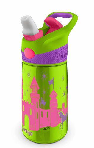 CONTIGO Butelka na napoje bidon dziecięcy Striker 420ml Contigo Chartreuse Castle uniw - 840276103162
