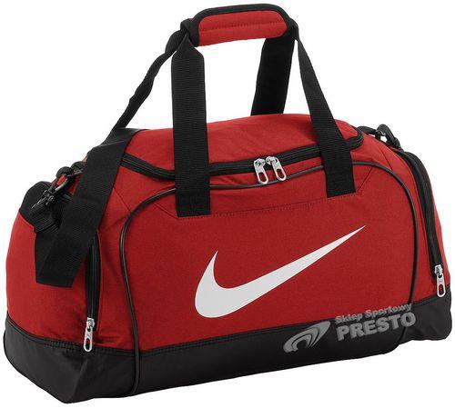 Nike Torba sportowa Club Team S 34L Nike czerwono-czarny uniw - 823229974606