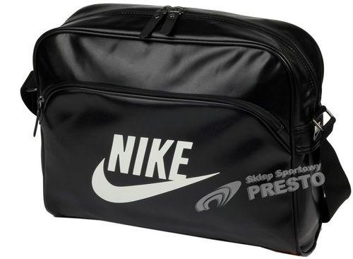 Nike Torba na ramię Heritage SI 10 Track Nike czarny uniw - 886668466798