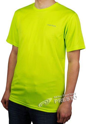 MARTES Koszulka termoaktywna dziecięca Solan Junior Martes zielony 152 - 5901329855461
