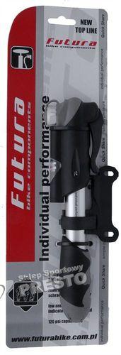 Futura Pompka rowerowa Individual Pro Bar Futura  uniw - 2000091020654