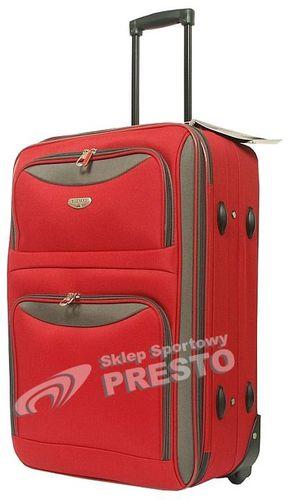 Ghepard Walizka Ghepard średnia 60cm Z-2382-24 czerwony uniw - 2000010112180