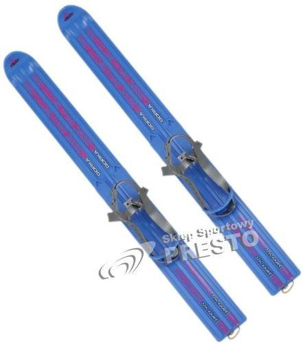Górka Narty dziecięce Górka 70cm niebieski uniw - 2000010001361