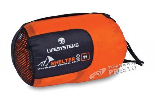 Lifesystems Płachta biwakowa Bothy 2 Lifesystems  uniw - 2000091013202