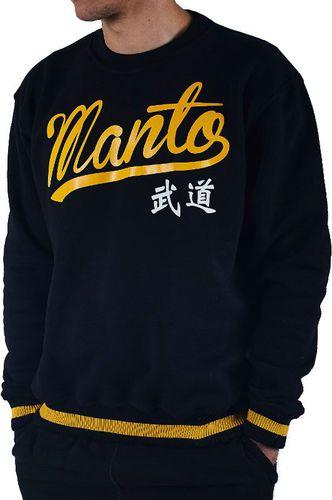Manto Bluza męska Tokyo czarna r. M (MNB415)