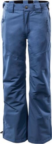 Iguana Spodnie ocieplane dziecięce TENDRE JR True Navy r. 176