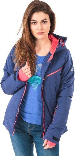 Elbrus Kurtka narciarska damska Rauma Wo's Blueprint/Teaberry r. L (92800085962)