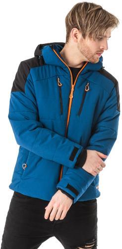 Elbrus Kurtka narciarska męska Mosil Navy Peony / Black Onyx r. M