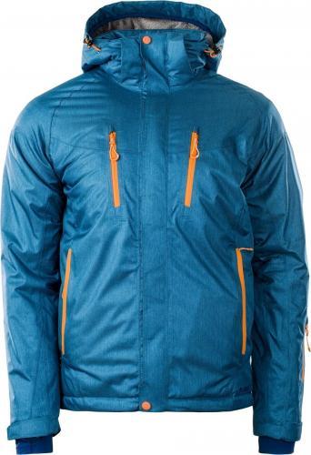Elbrus Kurtka narciarska męska Cillian Blesteel/Russet Orange r. L (92800085877)