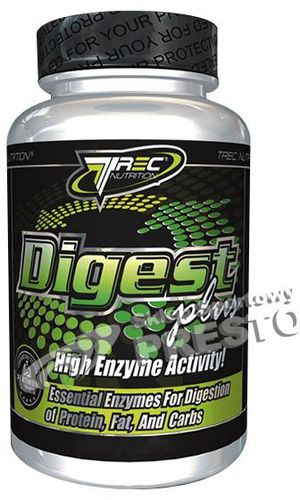 Trec Nutrition Kompleks enzymów trawiennych Digest 60caps TREC  uniw - 34521