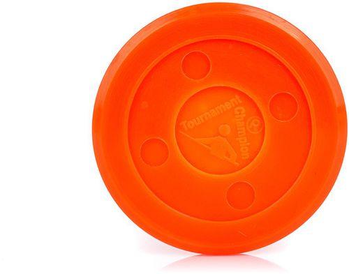 Tournament  Champion Krążek fluorescencyjny do cymbergaja 70mm Tournament Champion pomarańczowy uniw - 5902553401172