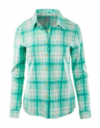 IGUANA Koszula Tariro W Aqua Green/Egret r. XS