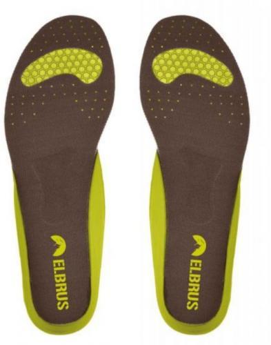 Elbrus Wkładki do butów Insole Nomad Caribou/Citroelle r. 45-46
