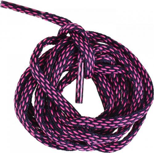 Elbrus Sznurówki Lace Discovery navy/pink 150 cm