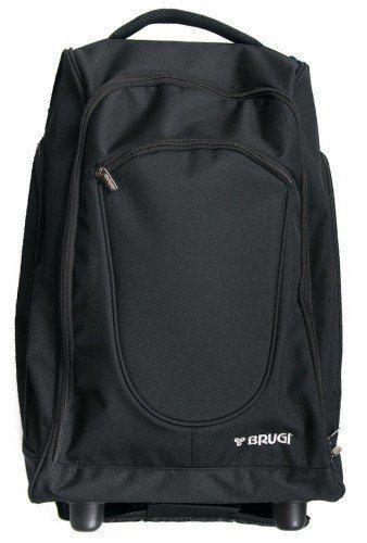 Brugi Walizka-plecak 4ZG2 500-NERO czarna