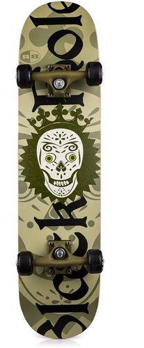 Deskorolka Rollerblade Skull Green r. uniwersalny