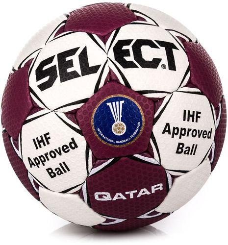Select Piłka ręczna Solera Qatar Junior Ladies 2 Select  uniw - 5703543082384