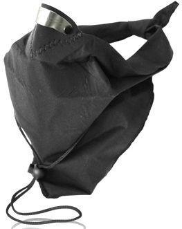 Respro Maska antysmogowa Bandit Scarf Respro Grey/Black uniw - 656654000622