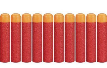 Hasbro Hasbro Nerf N-Strike Elite 10 Mega Darts Refill Pack - A4368 - A4368EU4