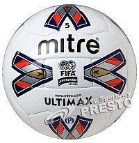 Mitre Piłka nożna Mitre Ultimax B8000 wariant uniw - 2000091020695