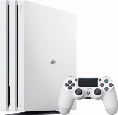 Konsola PlayStation 4 PRO 1TB Białe (CUH-7016B)