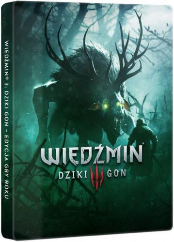Wiedźmin III: GOTY - Edycja 10-lecia w steelbooku