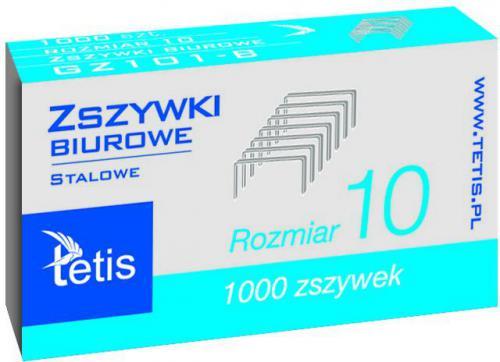 TETIS Zszywki 10 Mini (GZ101-B)