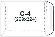 NC Koperty Kopera C4, brązowa, 25 sztuk (31623020//25)