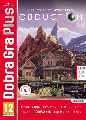 Dobra Gra Plus: Obduction