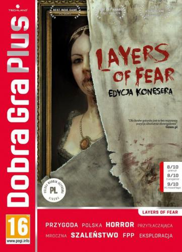 Dobra Gra Plus: Layers of Fear